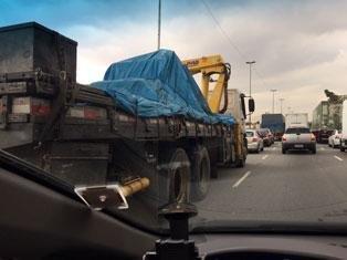Transporte de máquinas