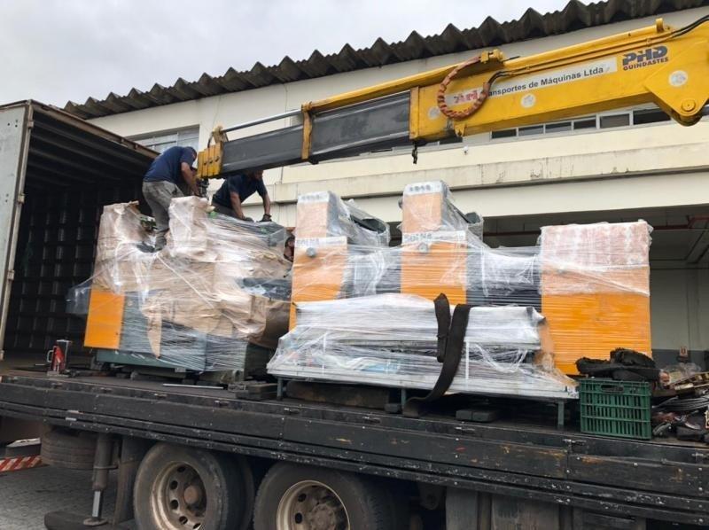 Empresa de transportes pesado